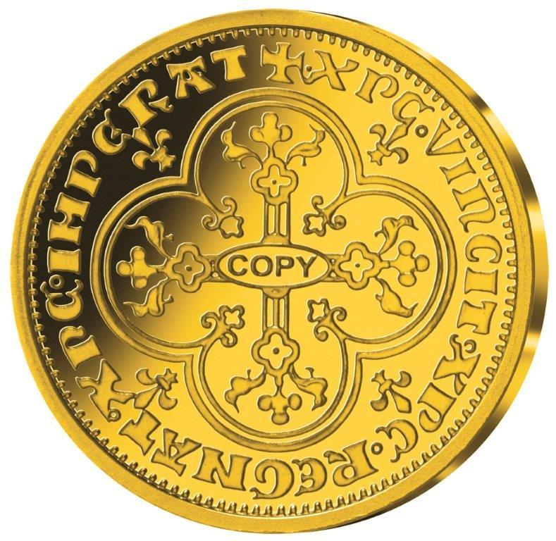 Agnel d'or Philippe V 1316