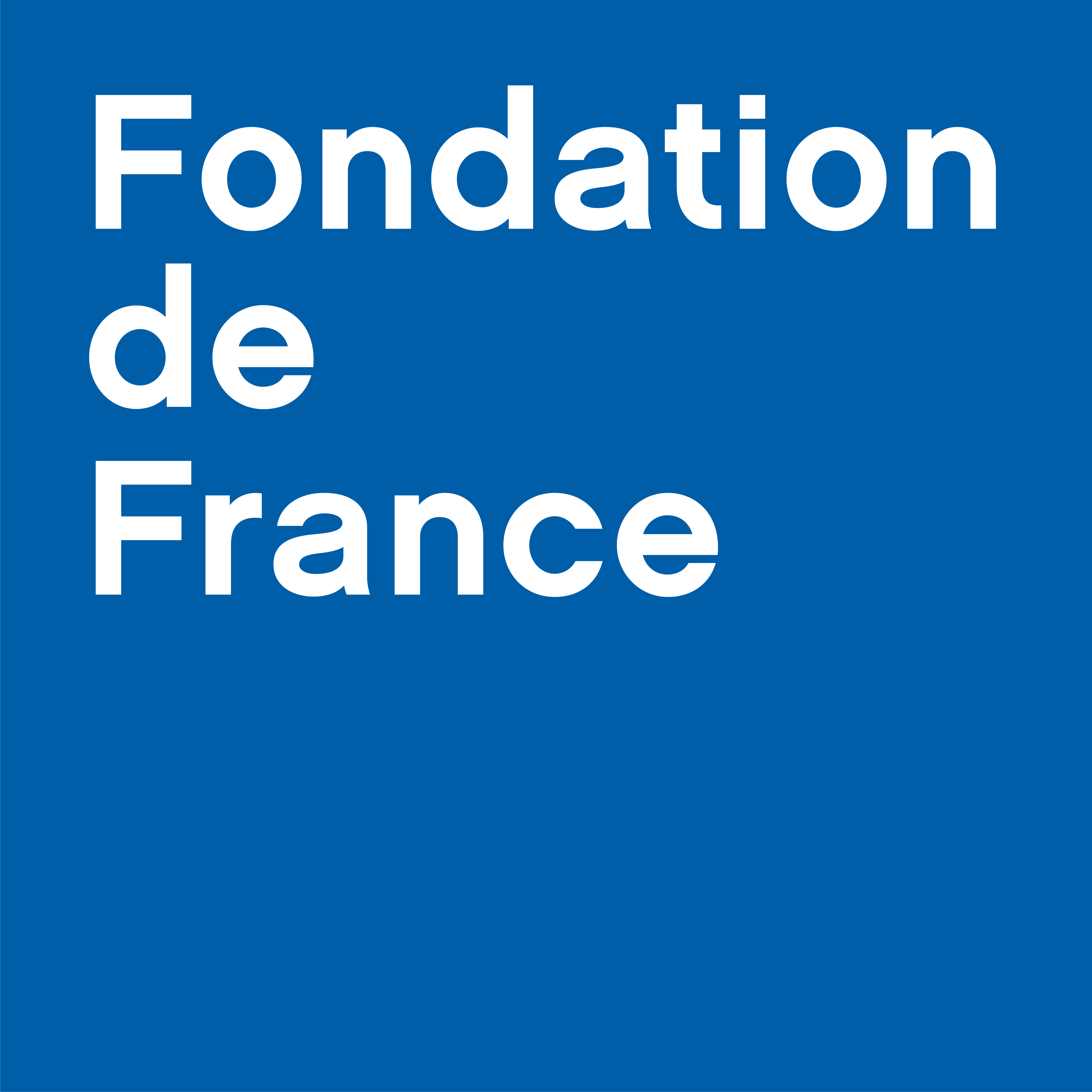 Fondation de France - Logo